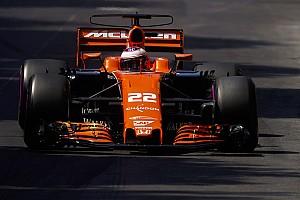 【F1】バトン「これが最後の予選」。ペナルティで降格も「楽しかった」