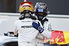 El duelo entre compañeros en clasificación - GP de Azerbaiyán