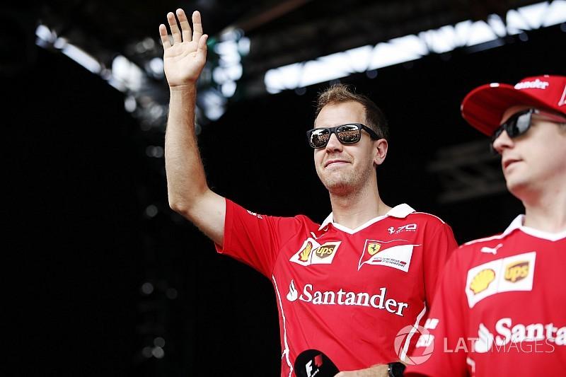 Vettel lett a nap versenyzője Malajziában!