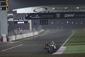 MotoGP Breaking news Extra Qatar MotoGP session planned in event of rain