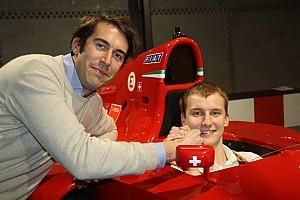 GP3 Breaking news Renault protege Jorg set for GP3 return with Trident