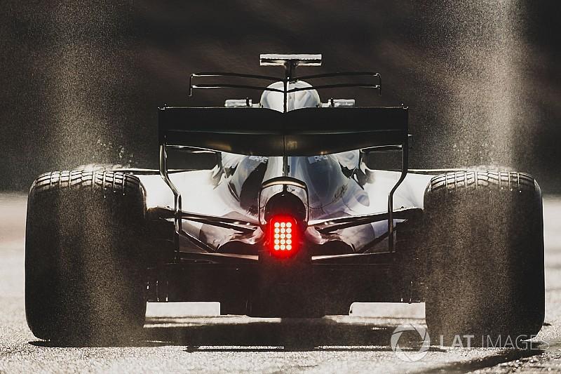 En images - La première partie de saison 2017 de Mercedes
