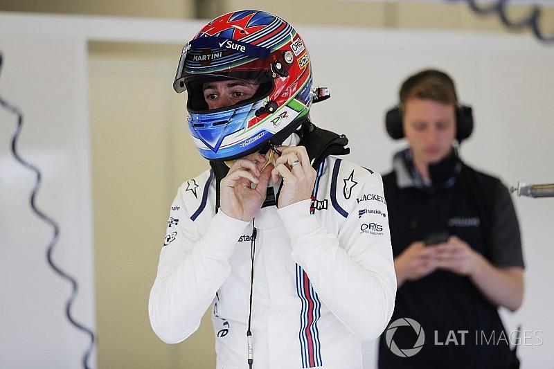 """Williams: Di Resta es la mejor opción, aunque le será """"duro"""""""
