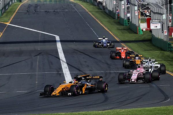 Formula 1 Breaking news Overtaking