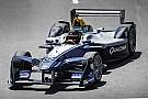 Patrick Carpentier tuvo un día de prueba en la Fórmula E