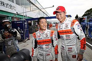 スーパーGT 速報ニュース GT500ポール獲得の野尻智紀「期待を形にするのが、僕たちの仕事」