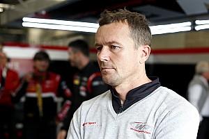 Australian GT News Marcel Fässler beim australischen GT mit einem Audi