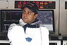 Масса поддержал решение FIA отменить вторую тренировку
