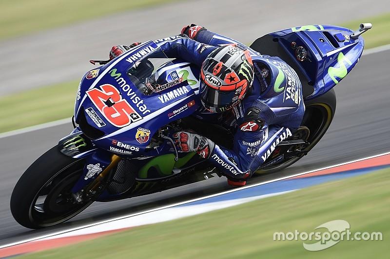 Maverick Vinales will Yamaha-Honda-Ducati-Motorrad