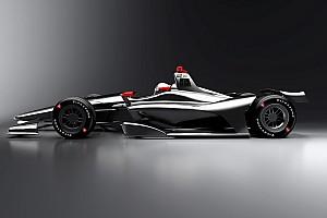 IndyCar BRÉKING Így néznek majd ki a 2018-as IndyCar-autók!