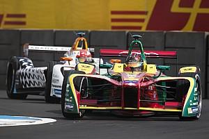 Formula E Reporte de calificación Daniel Abt logra la pole position para el ePrix de México