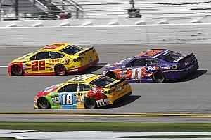 NASCAR Cup Breaking news Busch: Penske's