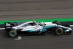 Formula 1 Practice report British GP: Bottas leads Hamilton, Ferrari off the pace