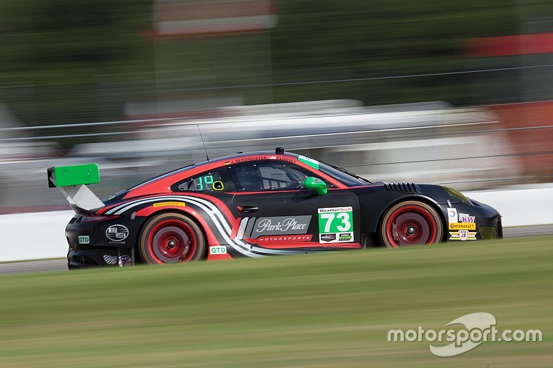 Long joins Lindsey in Park Place IMSA squad
