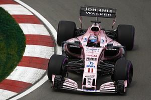 Fórmula 1 Últimas notícias Pérez mostra otimismo, mesmo sem pontuar na Hungria