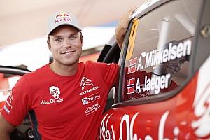 WRC Новость Миккельсен признался в беспокойстве перед первыми тестами Citroen