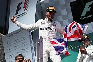 Formula 1 Hasil Klasemen F1 2017 setelah GP Kanada