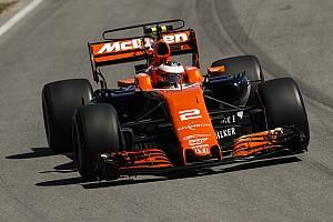 Formule 1 Chronique Chronique Vandoorne - Je n'ai pas pu attaquer un seul tour au Canada