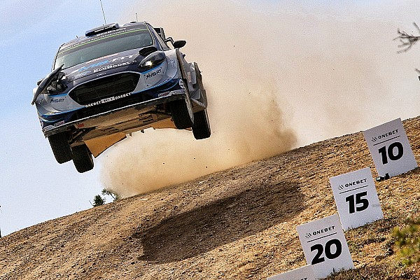 WRC: Tanak élete első győzelmét aratta az Olasz Ralin