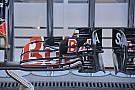 Toro Rosso: tagliati i flap dell'ala anteriore sulla STR11