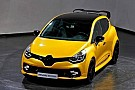 'Renault presenteert hardcore-versie Clio RS in Monaco'