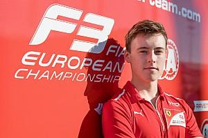 F3 Europe Breaking news Ferrari junior Armstrong gets Prema F3 seat