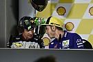 MotoGP Morbidelli y Pasini le ganan a Rossi los '100 km de los Campeones'