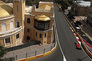 Formule 1 Diaporama Photos - Vendredi à Bakou