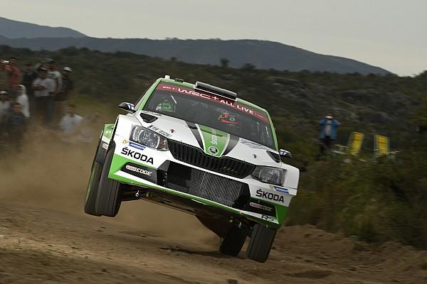 WRC-Youngster Kalle Rovanperä nach Abflug im Krankenhaus