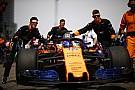 McLaren n'aura pas sa véritable MCL33 avant Barcelone