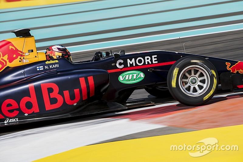 GP3 в Абу-Дабі: перша перемога Карі