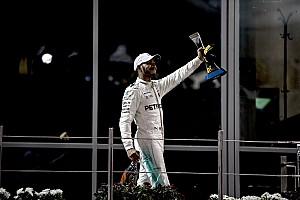 Formel 1 Reaktion Lewis Hamilton betrachtet schlechtes Set-up nicht als Fehler