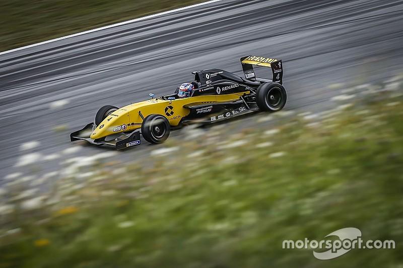 Victor Martins conquista Gara 2 al Red Bull Ring, Colombo è secondo