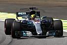 EL2 - Hamilton en tête d'un nouveau doublé Mercedes