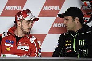 MotoGP Noticias de última hora Dovizioso piensa que Zarco