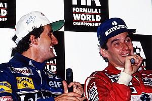 Формула 1 Избранное Вражда, которая осталась в прошлом. Воспоминания Проста о Сенне