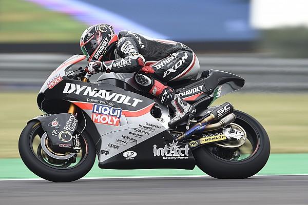 Moto2 Qualifying report Moto2 Argentina: Vierge rebut pole dari Baldassarri