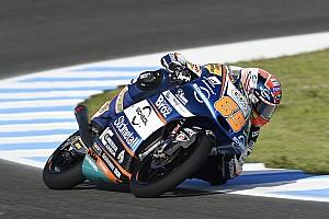 Moto3 Gara Primo centro per Oettl a Jerez, ma Bezzecchi va in testa al Mondiale