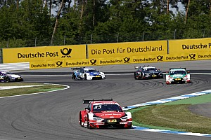 DTM Nieuws Audi: Moeizame seizoensstart bewijst nadeel nieuwe aerodynamica