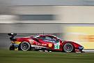 Ferrari 488 GTE absolviert Shakedown in Fiorano