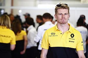 Nico Hulkenberg está ilusionado por el desarrollo de Renault en 2017