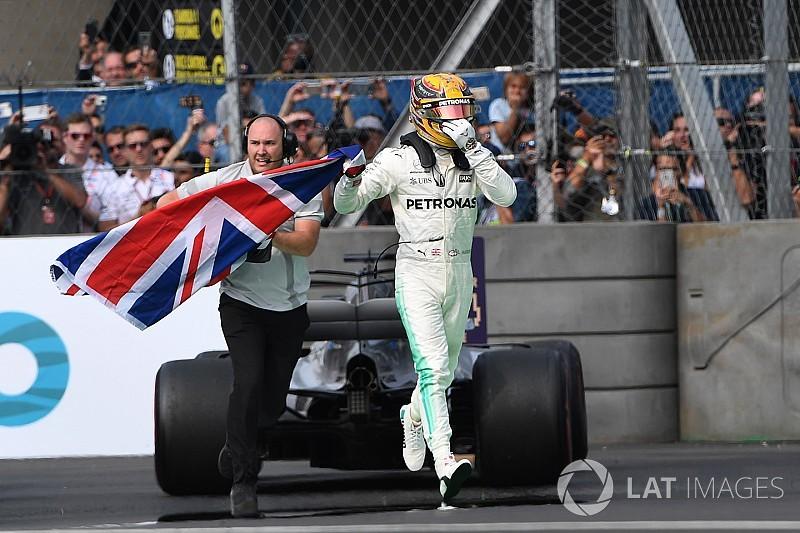 Auf Formel-1-Sieg gepolt, 2018 im Blick: Was Mercedes in Brasilien plant
