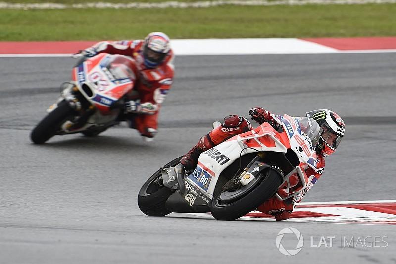 """Teamorder bei Ducati? Lorenzo: """"Ich wusste, was zu tun ist"""""""