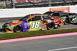 NASCAR Cup Gara Dal finale pazzesco di Martinsville spunta Kyle Busch