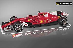 Формула 1 Спеціальна можливість Відео: зміни аеродинаміки, які допомогли Ferrari виграти