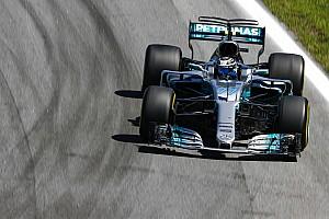 Fórmula 1 Noticias Mercedes prueba soluciones aerodinámicas para erradicar sus problemas
