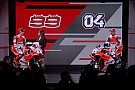 MotoGP Ducati revela pintura para temporada de 2018 da MotoGP