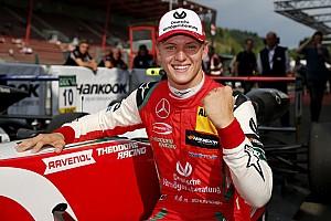 Mick Schumacher ist ADAC Junior-Motorsportler des Jahres
