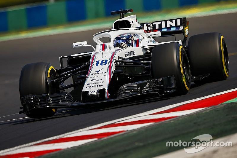 Williams considera uso de câmbio da Mercedes em 2019