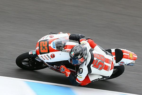 Moto3 Qualifying report
